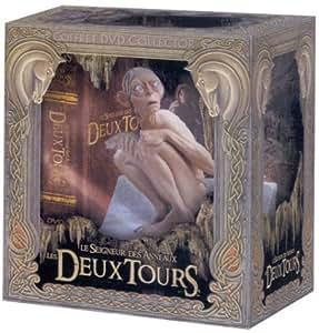 Le Seigneur des Anneaux II, Les Deux Tours [Version Longue] - Coffret Collector 5 DVD [Inclus la statuette de Gollum] [Édition Collector Limitée]