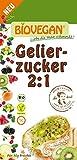 Biovegan Bio Gelierzucker 2:1, 500g (2 x 500 gr)