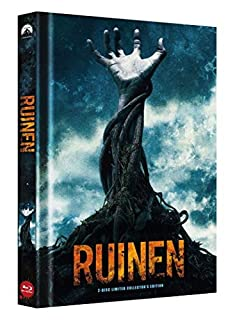 Ruinen - Limited Collectors Edition Mediabook - Limitiert auf 300 Stück Cover C (+ DVD) [Blu-ray]