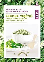 Calcium végétal: Recettes riches en calcium sans produits laitiers