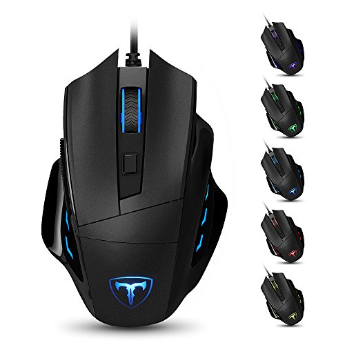 victop-wired-usb-programmable-gaming-mouse-with-adjustable-dpi-default-1000-1600-2400-3200-6400-7-bu