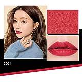 Oro rosa diamante rossetto durevole impermeabile Somesun lip Gloss soffice idratante trucco