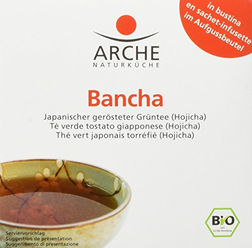 Arche Bancha 10 Beutel a Bio Tee, 15 g