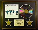 THE BEATLES/CD-Darstellung/ Limitierte Edition/COA/HELP!