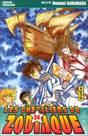 Les Chevaliers du Zodiaque : St Seiya, tome 24