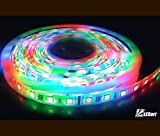 Addressable RGB LED Strip WS2801 Multifunction beautiful Magic Dream Color LED Rope Light