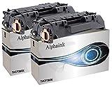 Alphaink AI-KIT2-CF280X Kit de 2 tóneres