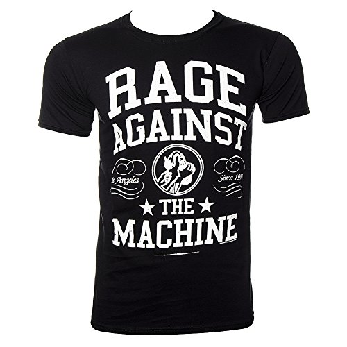 Rage Against The Machine College T-Shirt nero S