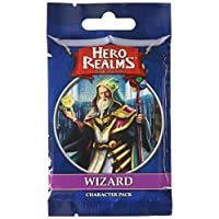 White Wizard Games WWG505 Hero Realms Wizard Pack Card Game
