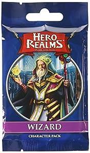 White Wizard Games Blanco Asistente Juegos wwg505Hero reinos Asistente Pack Juego de Cartas