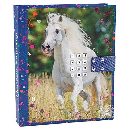 Horses Dreams 4423-Diario con código y sonido Diseño 2