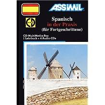 Spanisch in der Praxis (1 livre + coffret de 4 CD)