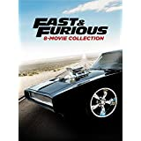 Fast & Furious 8-Movie Collection/