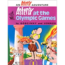 Astérix at The Olympic Games (version  américaine)