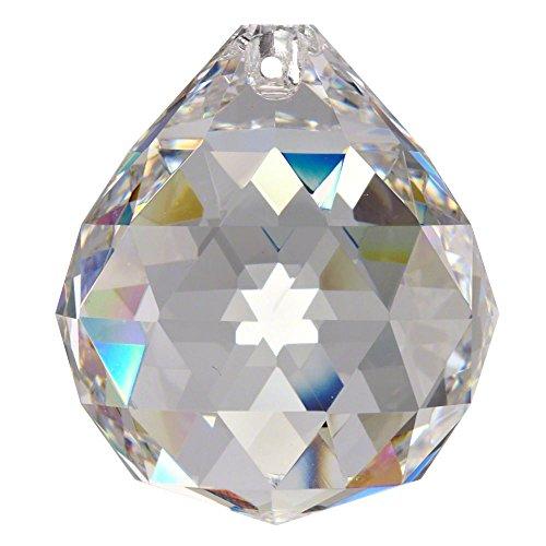 Boule de cristal haut de gamme (30% pbo) 20 mm de diamètre