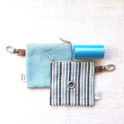Easybag Blu Stripe – Portasacchettini igienici per cane