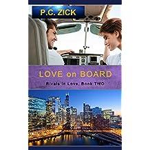 Love on Board (Rivals in Love Book 2)