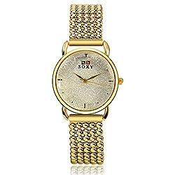 Frauen, Quarzuhren, Armbanduhr,Mode, Persönlichkeit, Freizeit, Outdoor, Metall, W0551
