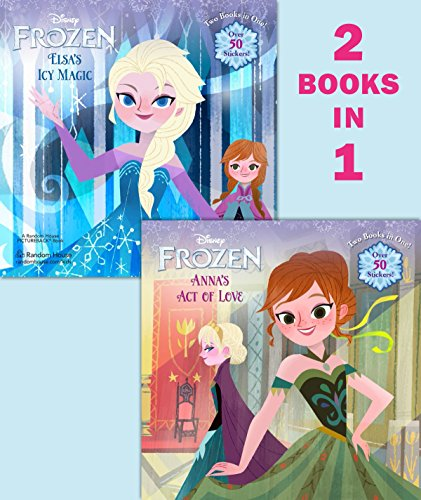 Frozen: Anna's Act of Love/Elsa's Icy Magic (Disney Frozen)