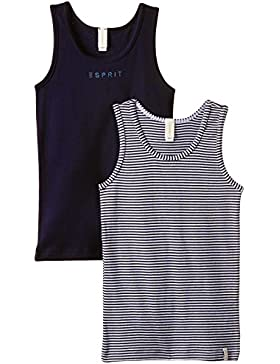 Esprit Basic Mini Stripe - Camiseta tirantes Niños