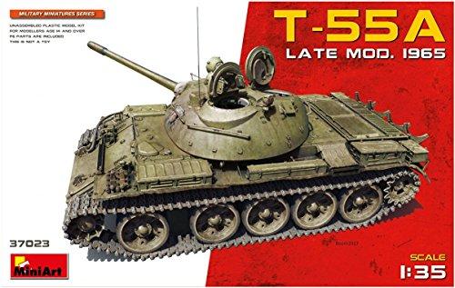 Miniart MIN37023 - Kit de Modelos