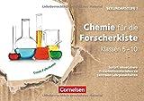 Entdecken und Forschen in Naturwissenschaften - Sekundarstufe I: Chemie für die Forscherkiste Klassen 5-10: Sofort einsetzbare Freiarbeitsmaterialien zu zentralen Lehrplaninhalten. 30 Lernkarten