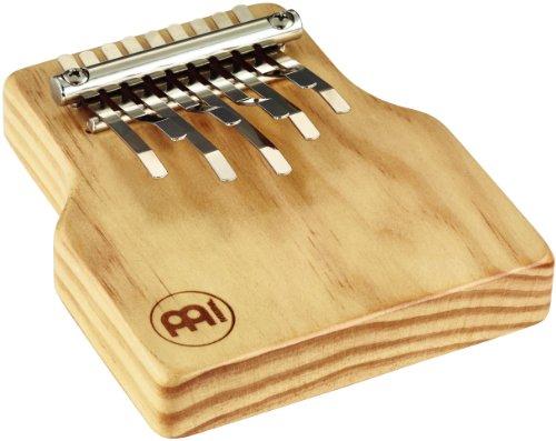 "Meinl Percussion KA9-M Kalimbas (Medium), natural a' c"" c' a' A f' e' e"" b'"