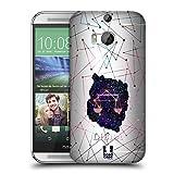 Head Case Designs Waage Sternbild Der Sternzeichen Ruckseite Hülle für HTC One M8 / M8 Dual SIM