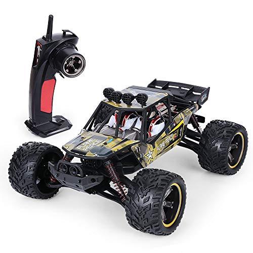 GPTOYS Ferngesteuertes Fahrzeug RC Autos 1:12 Skala 2WD 2.4 GHz 26+MPH Halb-Wasserdicht Monstertruck Geländewagen --- Geschenk für Kinder*
