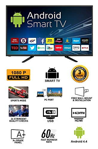 aa62bd2cd Buy JVC 43 Inches Full HD LED TV (40N575C) Online at Lowest Price in ...