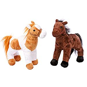Small Foot Company - 4141 - Peluche - Chevaux - Penny Et Molly