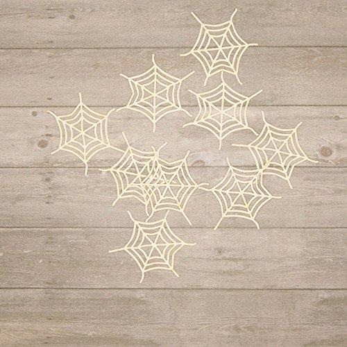 n Spinnennetze klein (Spinnennetze Dekorationen)