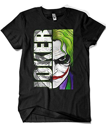Camisetas La Colmena 1535-Parodia BatmanJoker