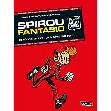 Spirou & Fantasio: TWO-IN-ONE: Die Rückkehr des Z / Die dunkle Seite des Z