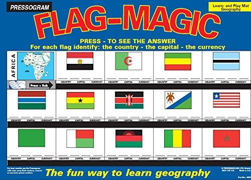Prodesign - Peluche Educativo con la Bandera de África