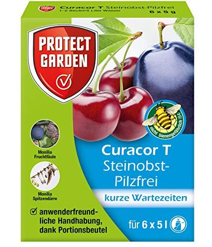 PROTECT GARDEN Curacor T Steinobst-Pilzfrei (ehem. Bayer Garten Baycor T), Pilzbekämpfung an Steinobst, 30 g