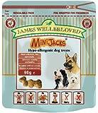 James Wellbeloved MiniJacks Duck & Rice