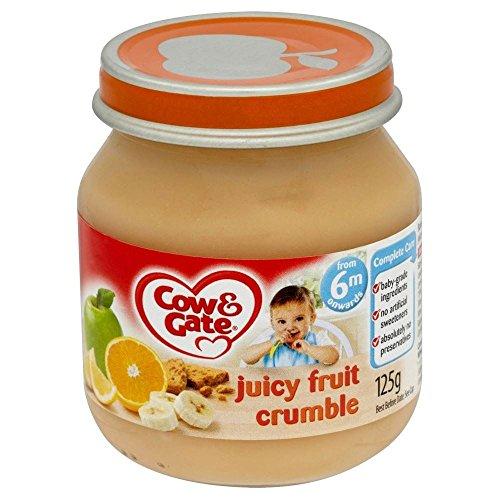 cow-gate-juicy-fruit-crumble-6mois-125g-paquet-de-6