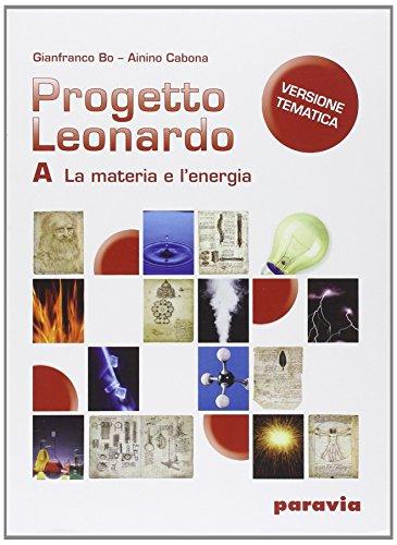 Progetto Leonardo. Volume unico. Versione tematica. Per la Scuola media