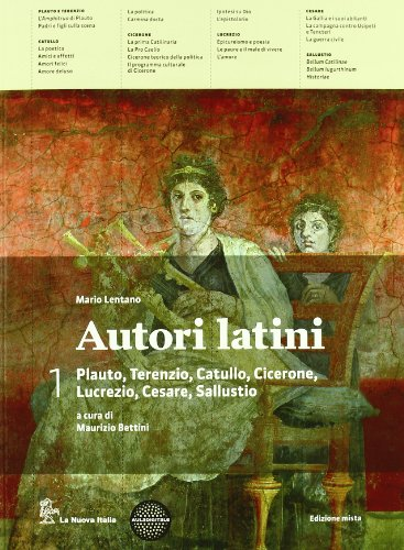 Autori latini. Per le Scuole superiori. Con espansione online: 1