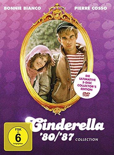 Cinderella '80/'87 Collection [5 DVDs] [Collector's Edition] (Cinderella-filme Dvd)