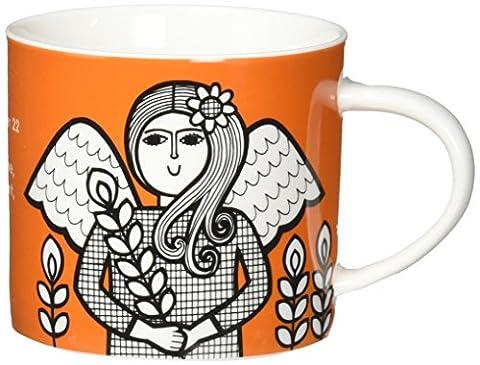 Jane Foster zodiaque Virgo Porcelaine Fine–boîte cadeau star Sign.