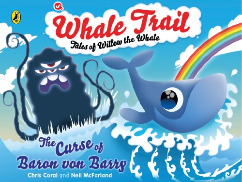 Whale Trail: The Curse of Baron von Barry (English Edition) -