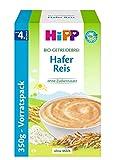 HiPP Bio-Getreide-Breie Hafer-Reis, 350 g