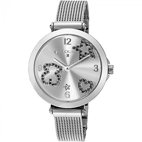 TOUS Reloj de mujer Tous Icon Mesh de acero