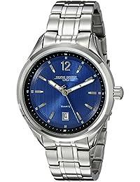 Jorg Gray Herren-Armbanduhr XL Analog Quarz Edelstahl JG6100-12
