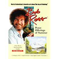 Bob Ross The Joy of Painting: Peace Offerings of Summer