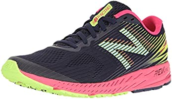 New Balance 1400v5, Scarpe Running Donna, Blu (Dark Denim/Bright Cherry), 42.5 EU