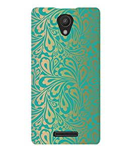 A2ZXSERIES Pattern Floral Back Case Cover for Xiaomi Redmi 3S/Xiaomi Redmi 3/Xiaomi Redmi 3 (3rd Gen)