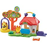 Vtech Baby Toot-Toot Animals Doggie Playhouse Toy - Multi-Coloured